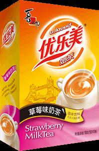 优乐美-草莓奶茶