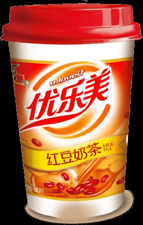 优乐美-红豆奶茶